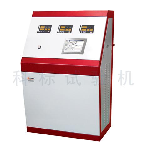 KXGJ-10 工业级触摸屏式静液压试验机